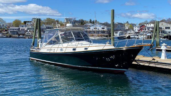 Little Harbor WhisperJet 40