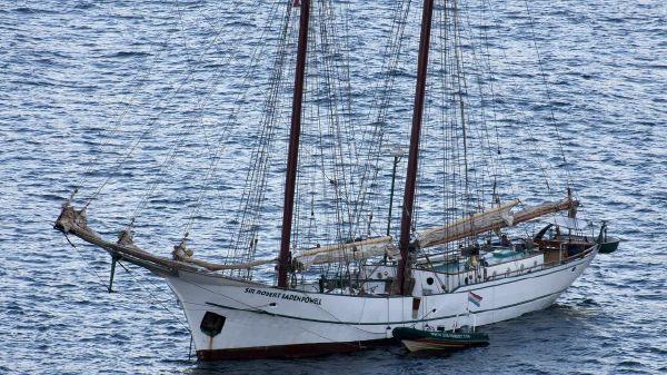 Custom Topsail Schooner