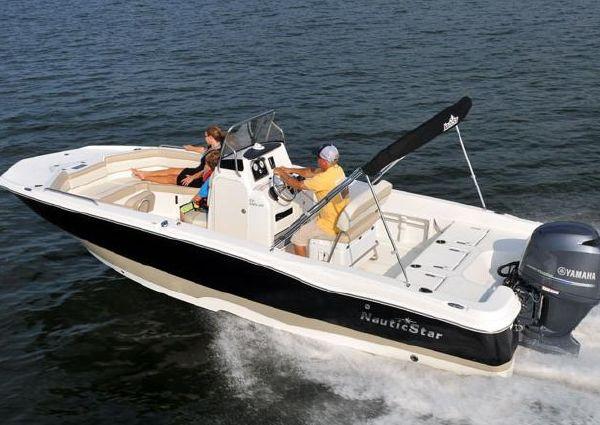 NauticStar 231 Angler image