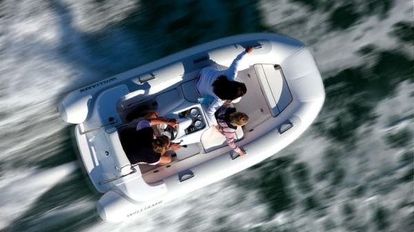 Williams Jet Tenders Turbojet 325S Sport Williams Turbojet 325S