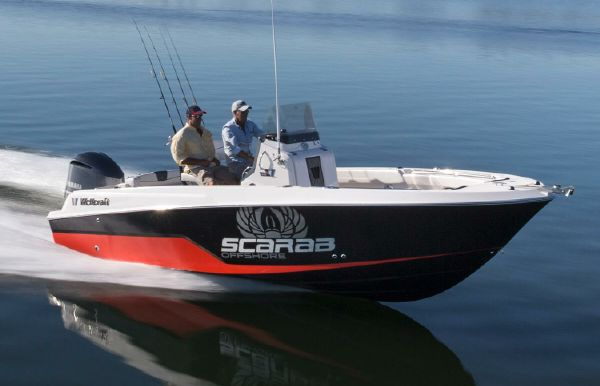 2017 Wellcraft 222 Scarab Offshore