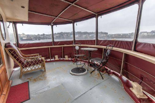 Humber Keel Barge Houseboat image