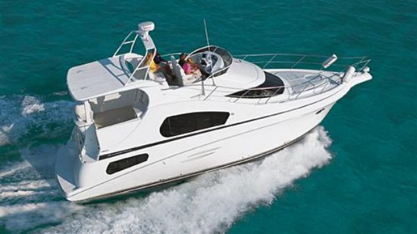 Silverton 39 Motor Yacht Manufacturer Provided Image