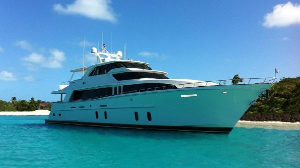 Cheoy Lee ABS Motor Yacht