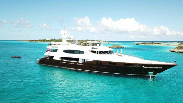 Trinity Yachts 161 Motor Yachts