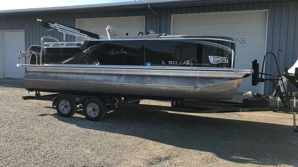 Avalon LSZ Cruise Rear Bench - 22'