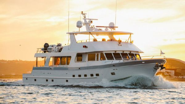 Outer Reef Yachts LRC CPMY