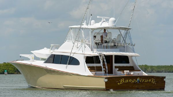 Spencer Custom Carolina Yacht Fish