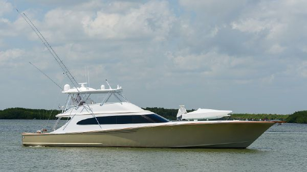Spencer Yachts Custom Carolina Yacht Fisherman BANGARANG, SPENCER 87