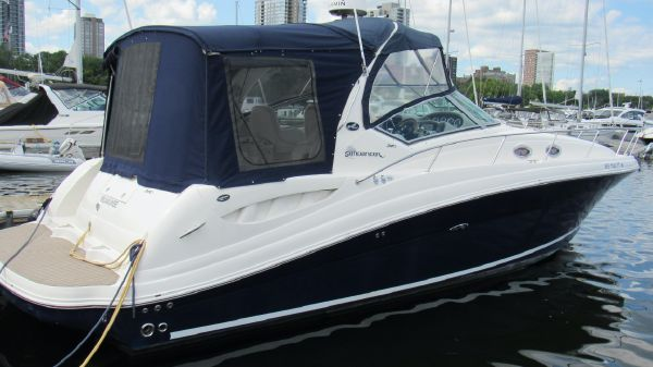 Sea Ray 340 Sundancer 34DA