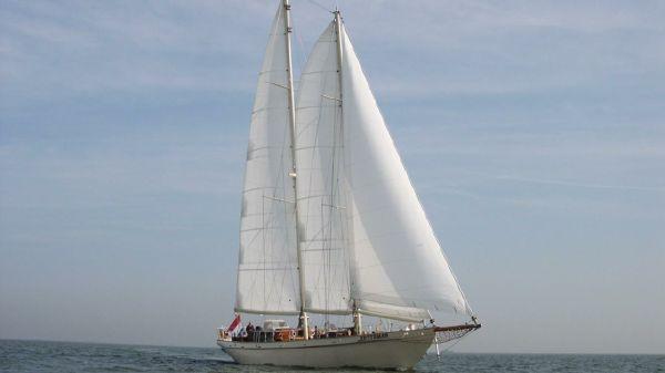 Zaca 60 Schooner (V&O Yachting)