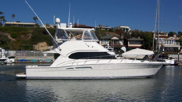 Riviera 47 G2 Open Flybridge