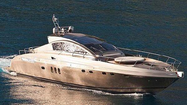 Italian Yachts Jaguar 72