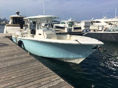 2018 Cobia<span>301 Center Console</span>