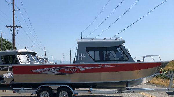Hewescraft 240 Ocean Pro ET HT B3148