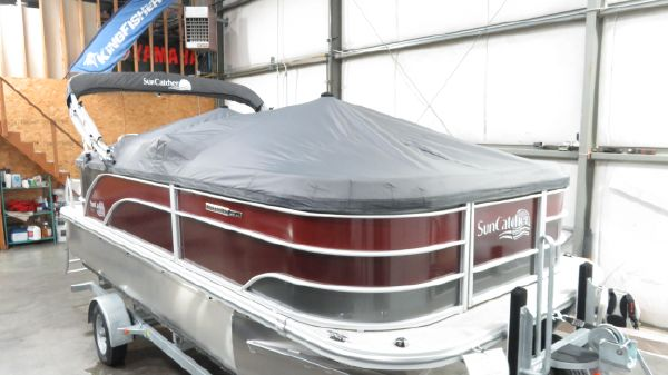 SunCatcher 20 RCX Pontoon B3222