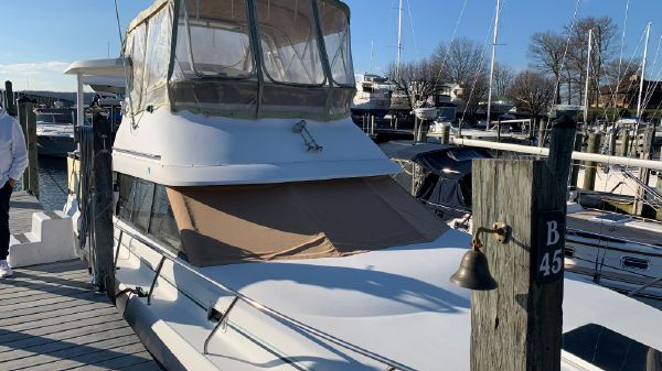 Silverton 34 Aft Cabin Motor Yacht