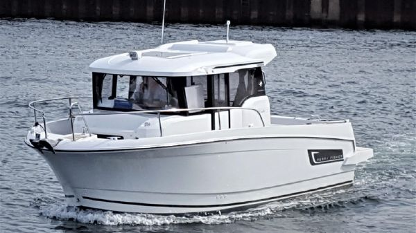 Jeanneau Merry Fisher 855 Marlin Offshore