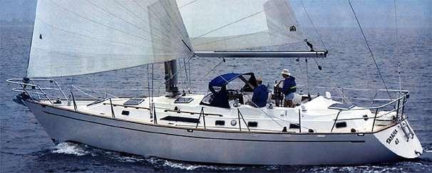1990 Tayana 47