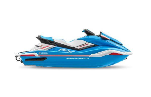 2022 Yamaha WaveRunner FX SVHO