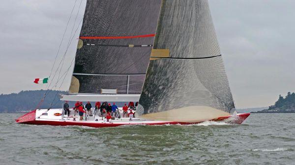 IACC Yacht ITA-1