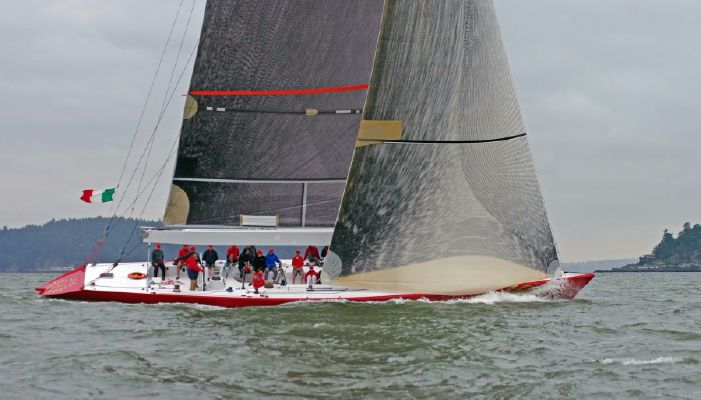 IACC Yacht ITA-1 - main image