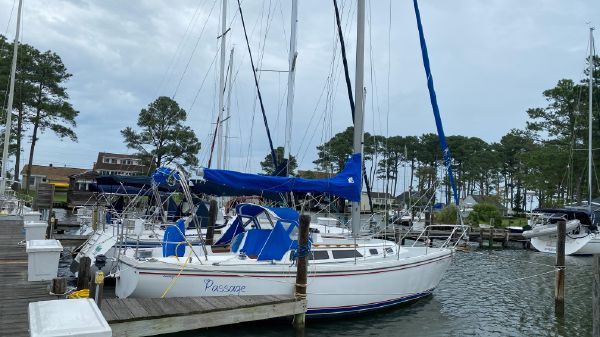 Catalina Tall Rig 30
