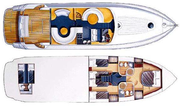 Fairline Squadron 59 image
