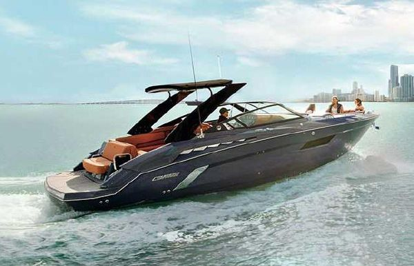 2020 Cruisers Yachts 338 South Beach Edition Bow Rider