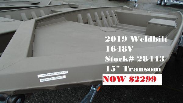 WeldBilt 1648V
