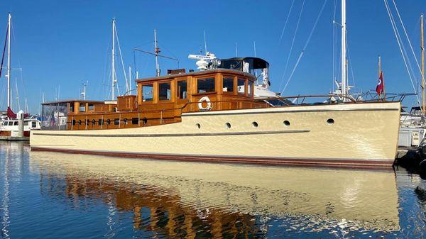 Classic John Winslow Motoryacht