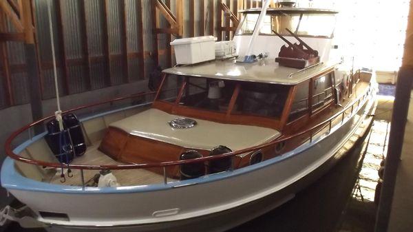 Grenfell 49 Pilothouse Motoryacht