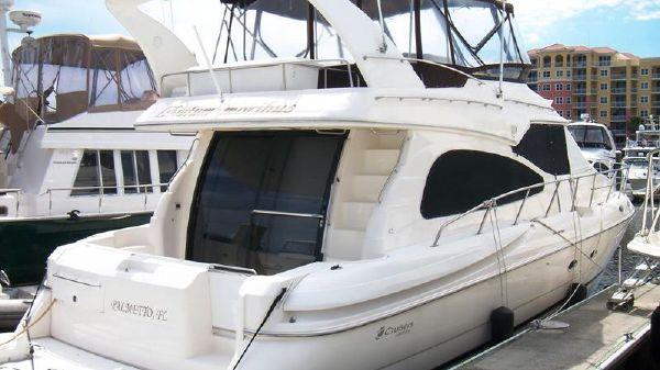 Cruisers Yachts 5000 Sedan Sport Libratum Moribus
