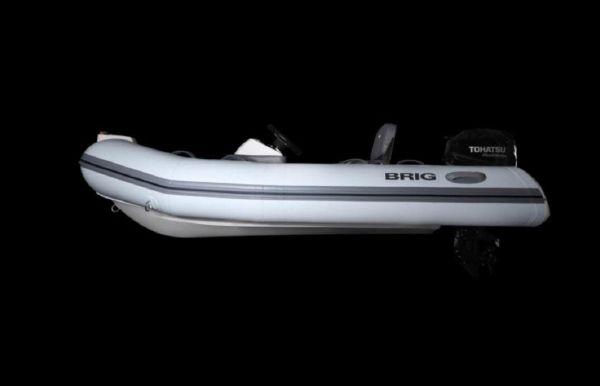 2022 Brig Falcon Tender 330