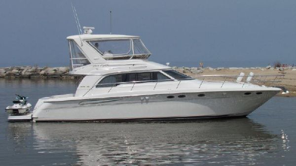 Sea Ray 480 Sedan Bridge TNT