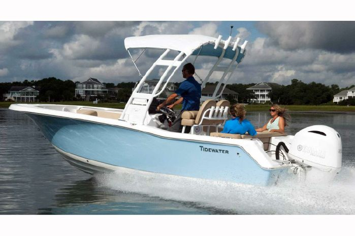2018 Tidewater 220 SUV - Oyster Cove Boat Works on marine lighting for boats, marine accessories for boats, marine lights for boats, marine seats for boats, marine battery for boats,