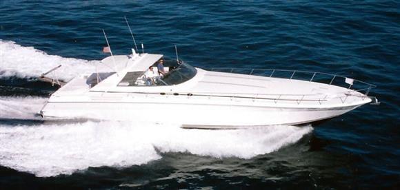 Sea Ray 630 Super Sun Sport