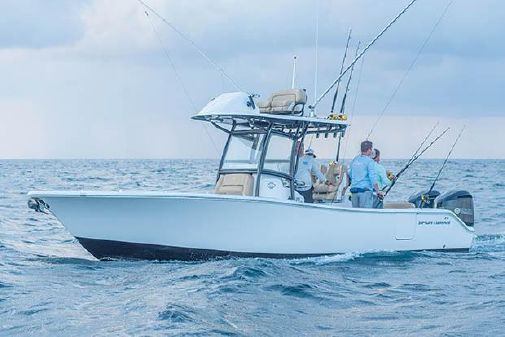Sportsman Open 282TE Center Console image