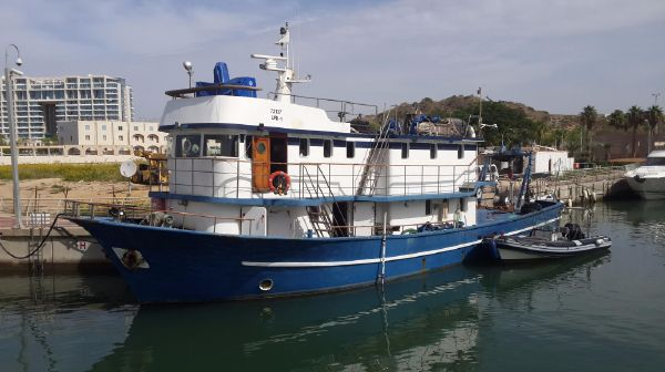 RESEARCH VESSEL 25 meter Steel 25 meter Research Vessel