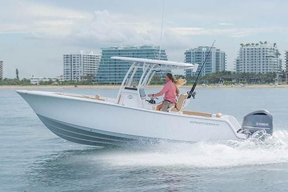 2019 Sportsman Open 242 Center Console