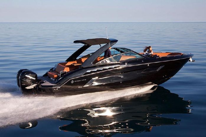 2020 Cruisers Yachts 338 Outboard Krenzer Marine