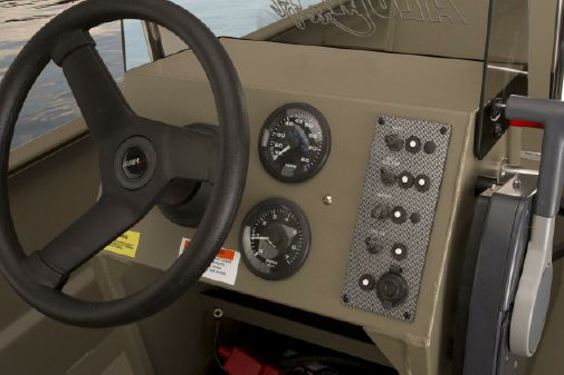 Alumacraft MV 1650 AW CC image
