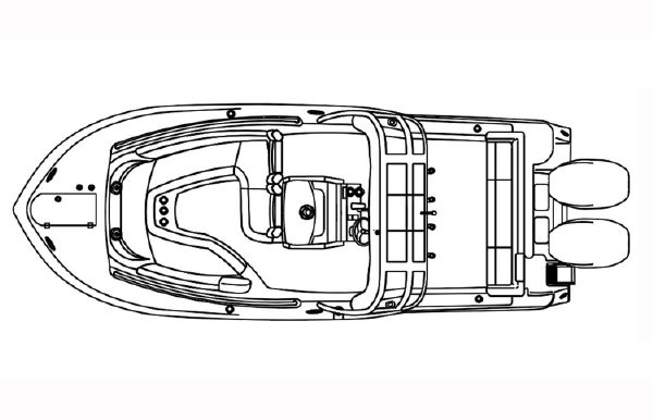2017 Tidewater 252 SUV