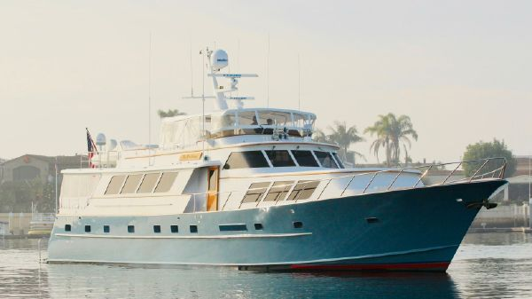 Broward 98 Motor Yacht