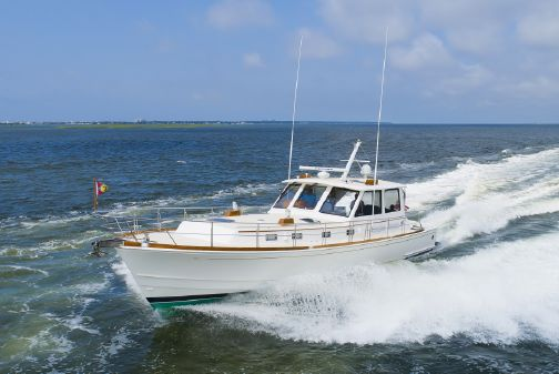 Grand Banks 49 Eastbay HX image