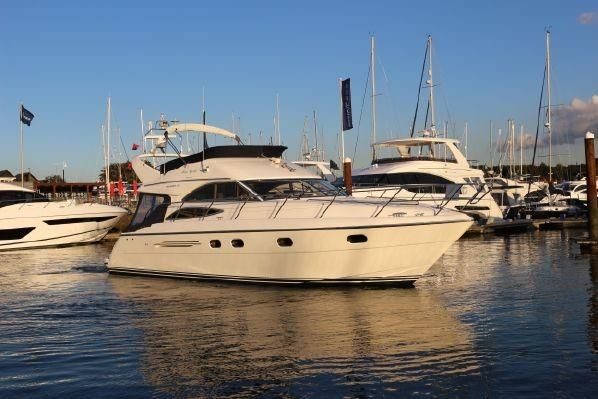 Princess 45 Flybridge - main image