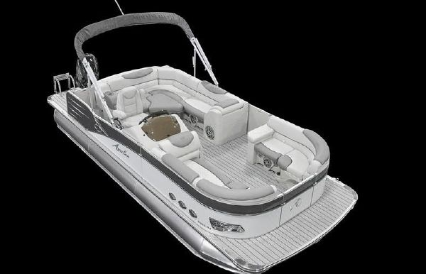 2018 Avalon Catalina Rear J Lounge - 27'