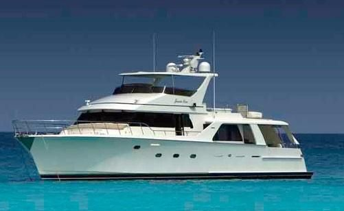 Cheoy Lee Raised Pilothouse MY 72' Cheoy Lee Motor Yacht WATER RANCH
