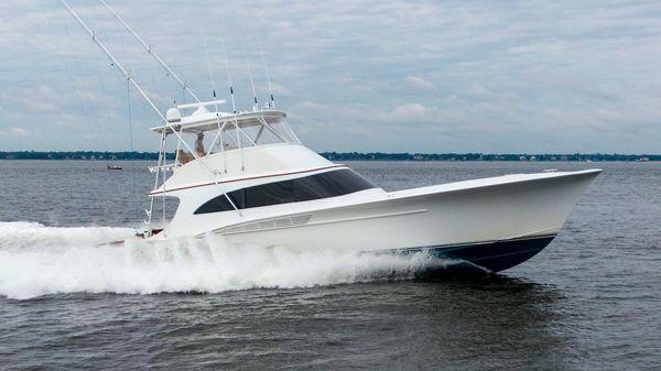 Winter Custom Yachts Custom Carolina Sportfisherman