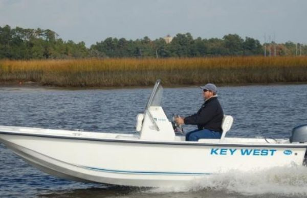 2017 Key West 177 Skiff